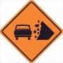 Placas sinalização de Obras 100x100cm - OEP 103