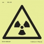 Proibições e Alertas Fotoluminescente - A-6