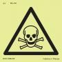 Proibições e Alertas Fotoluminescente - A-7