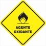 SIMBOLOGIA DE RISCO - AGENTE OXIDANTE - SR 1008
