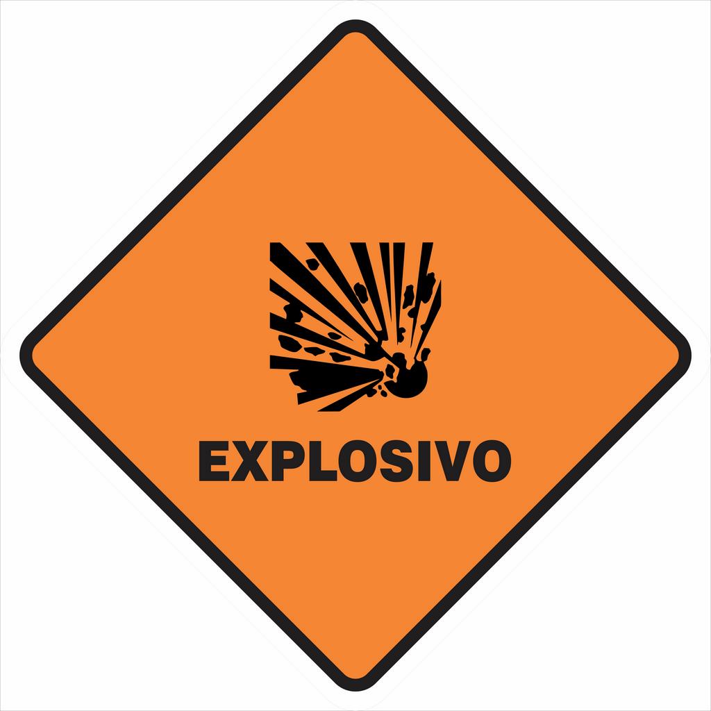 Explosivo - SR 1012