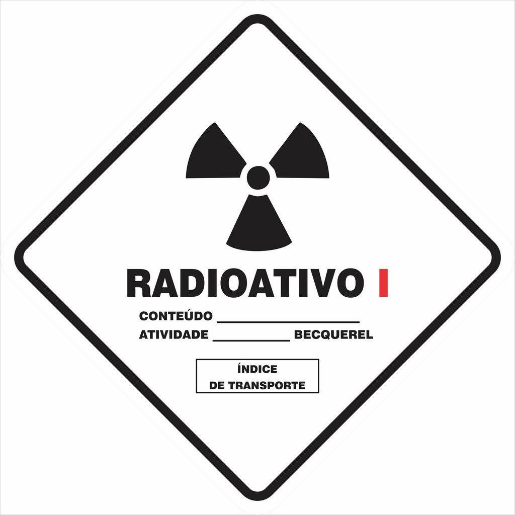 Radioativo - SR 1003