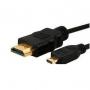 CABO HDMI X MICRO HDMI 1,2 METROS MYMAX WMCC-V14CBK-M/MIC-1.2M