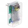FILTRO DE LINHA CLAMPER 3 TOMADAS ICLAMPER ENERGIA 3 + USB TRANSPARENTE 012921
