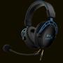 HEADSET GAMER HYPERX CLOUD ALPHA S AZUL 7.1 USB HX-HSCAS-BL/WW