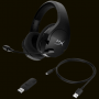 HEADSET GAMER HYPERX CLOUD STINGER CORE 7.1 USB HHSS1C-BA-BK/G