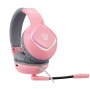 HEADSET GAMER MOTOSPEED G750 ROSA 7.1 USB FMSHS0092RSA