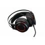 HEADSET GAMER MOTOSPEED H18 PRETO 7.1 LED VERMELHO USB FMSHS0053PTO