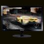 MONITOR LED 24 SAMSUNG LS24D332HSX/ZD 75HZ / ENTRADA VGA E HDMI / CABO HDMI