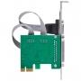 PLACA SERIAL PCI EXPRESS 2 PORTAS + 1 PARALELA VINIK P2IE1-LP PERFIL ALTO E BAI