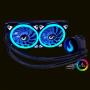 WATER COOLER RISE MODE BLACK RM-WCB-02-RGB 240MM