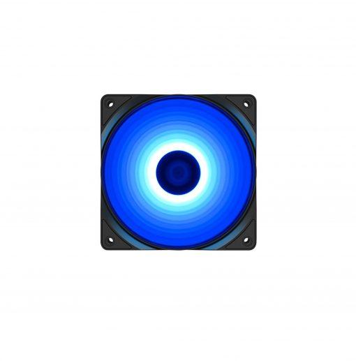 COOLER FAN 120MM DEEPCOOL RF120B DP-FLED-RF120-BL LED AZUL