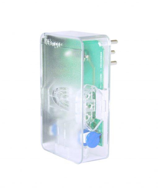 FILTRO DE LINHA CLAMPER 3 TOMADAS ICLAMPER ENERGIA 3 TRANSPARENTE 010647