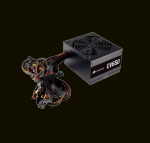 FONTE 650W CORSAIR CV650 CP-9020236-BR (80 PLUS BRONZE)