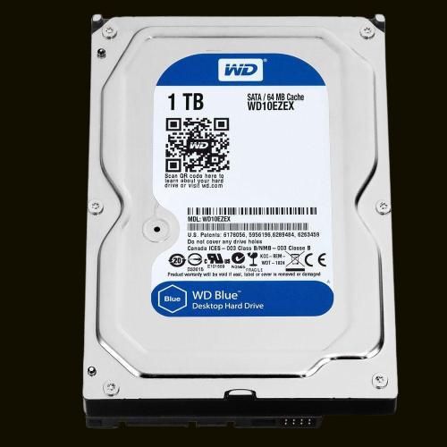 HD SATA3 1TB WESTERN DIGITAL BLUE WD10EZEX
