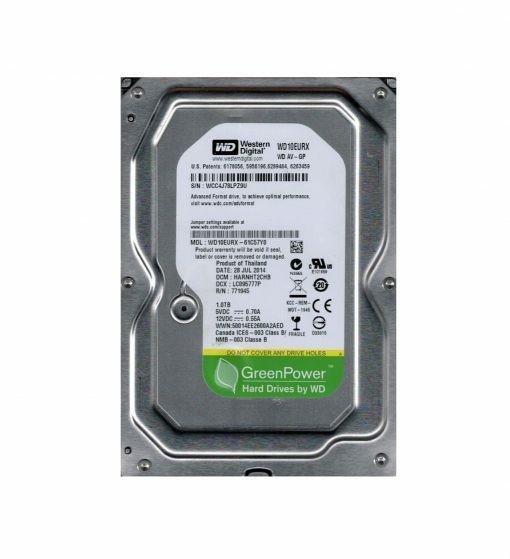 HD SATA3 1TB WESTERN DIGITAL WD10EURX