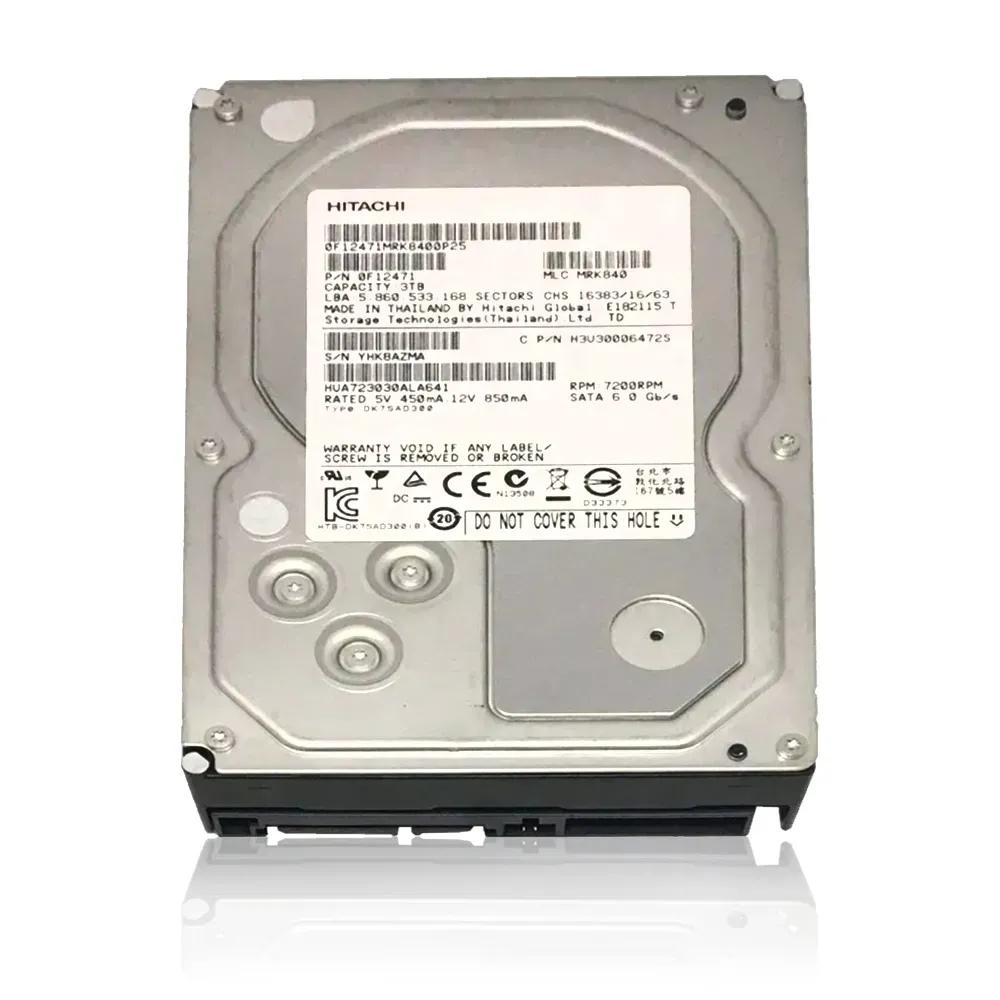 HD SATA3 3TB HITACHI HUA723030ALA641