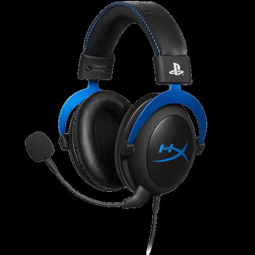 HEADSET GAMER HYPERX CLOUD BLUE HX-HSCLS-BL/AM