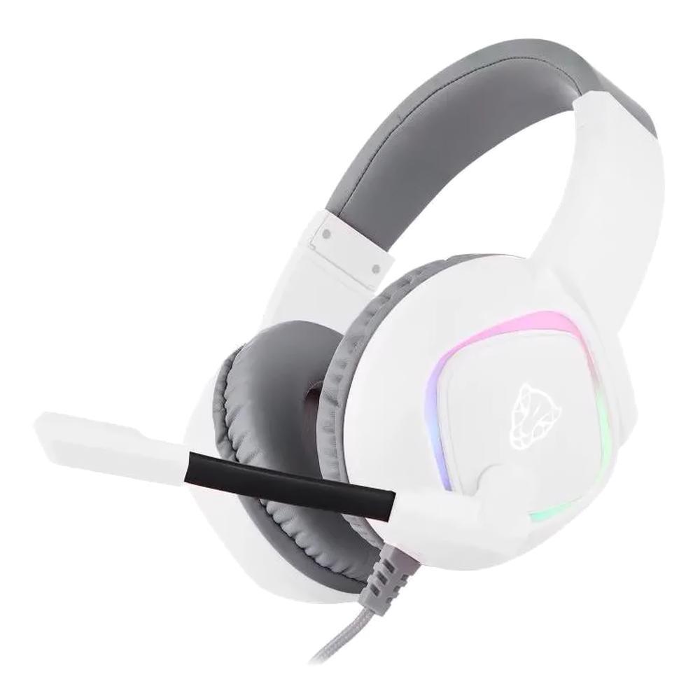 HEADSET GAMER MOTOSPEED G750 BRANCO 7.1 USB FMSHS0103BRO