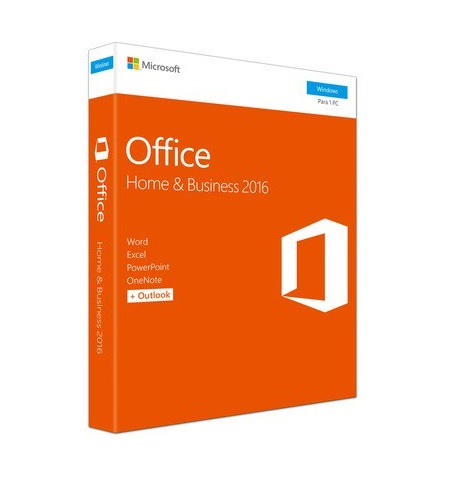 LICENCA OFFICE HOME AND BUSINESS 2016 BRAZILIAN T5D-02932