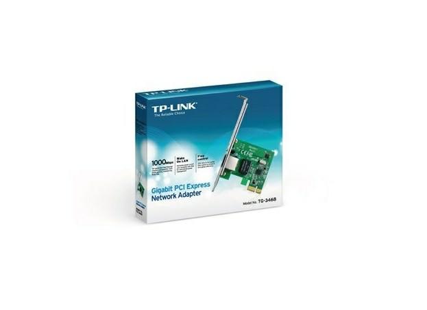 PLACA DE REDE PCI EXPRESS TP-LINK TG-3468 (1000 MBPS)