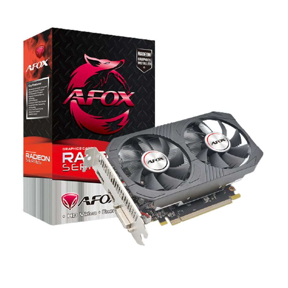 PLACA DE VIDEO RADEON RX 550 4GB AFOX AFRX550-4096
