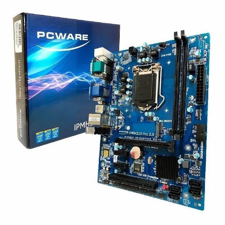 PLACA MAE SOCKET LGA 1151 PCWARE IPMH310G DDR4