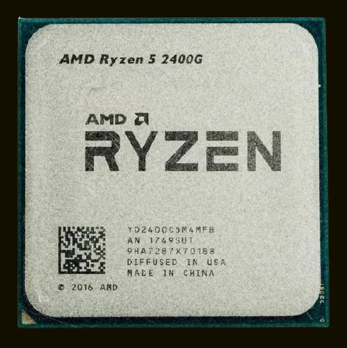 PROCESSADOR AMD AM4 RYZEN 5 2400G 3.6/3.9GHZ OEM
