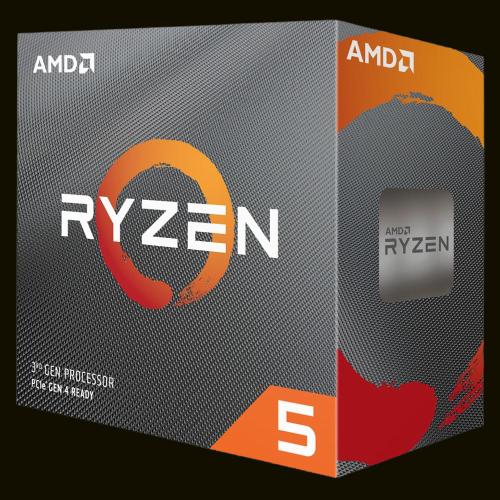 PROCESSADOR AMD AM4 RYZEN 5 3600 3.6/4.2GHZ