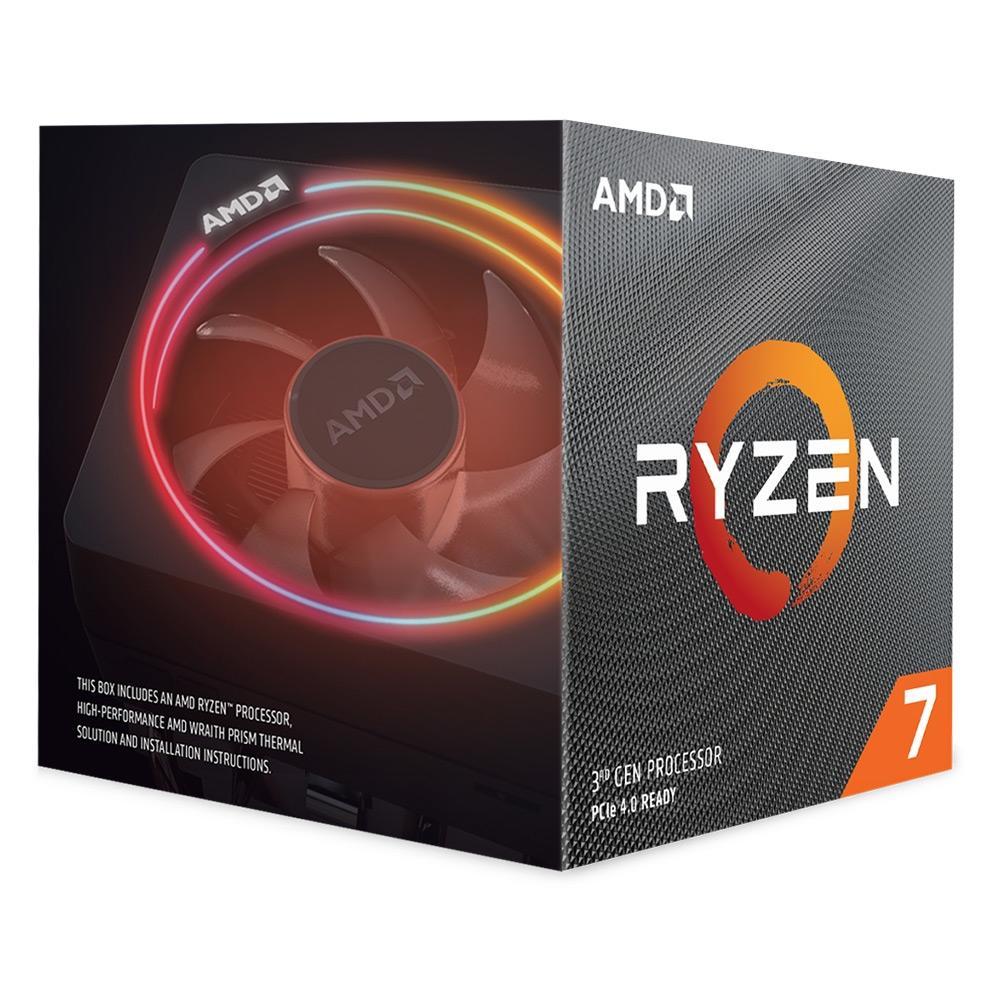 PROCESSADOR AMD AM4 RYZEN 7 3700X 3.6/4.4GHZ