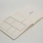 Miolo Planner Anual pólen 90g/m² - 120fls