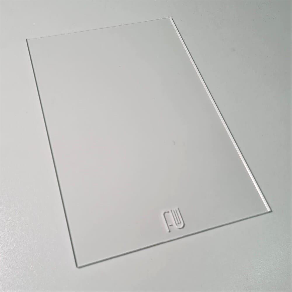 Gabarito Refile Acrílico 14,5x21cm