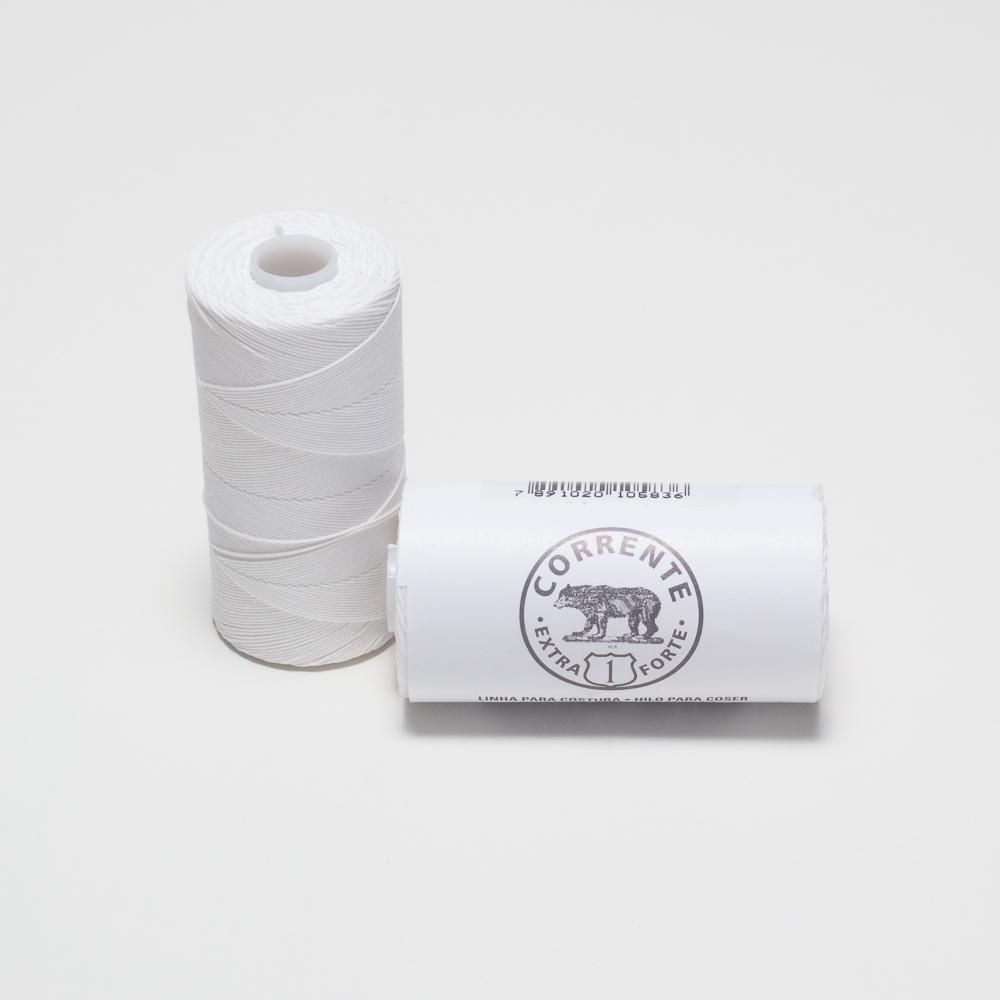 Linha Urso nº001 Coats Corrente - 200 jardas