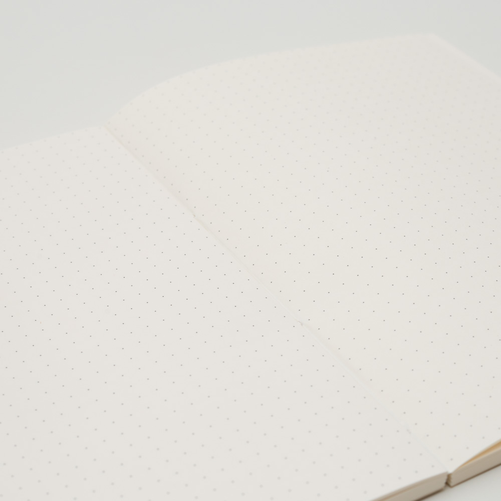 Miolo pólen A5 90g/m² pontilhado - 48 fls