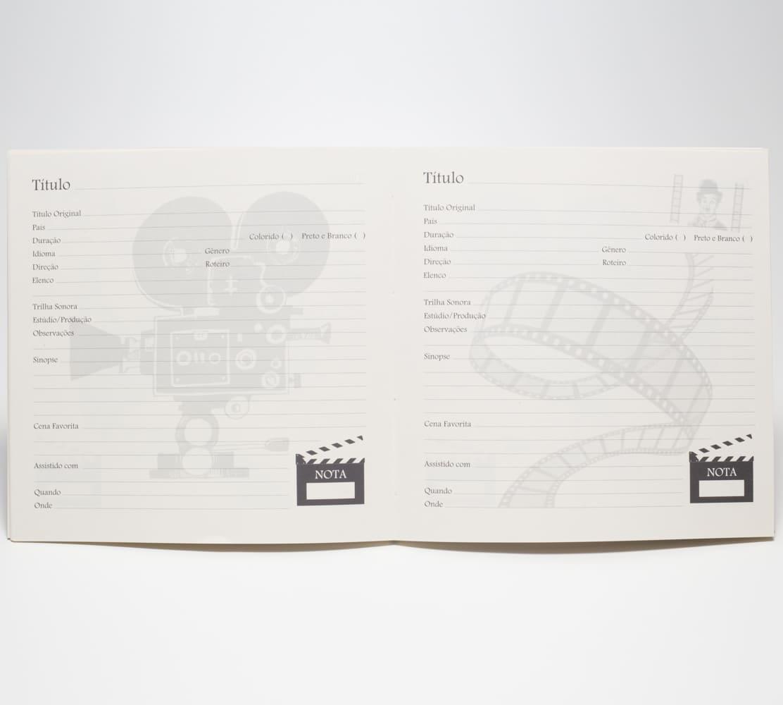 Miolo pólen quadrado 90g/m² filmes - 50fls