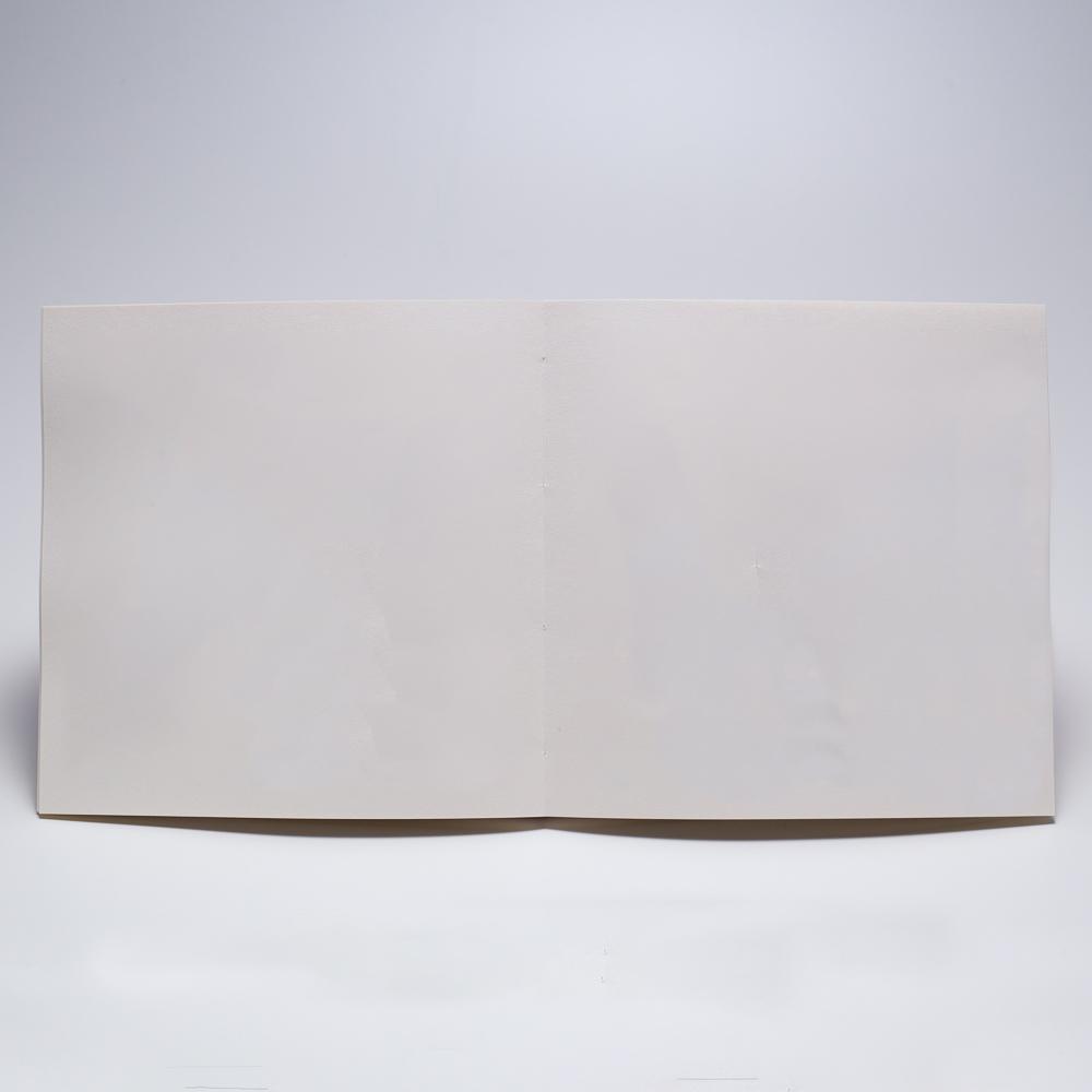 Miolo pólen quadrado 90g/m² sem pauta - 100 fls