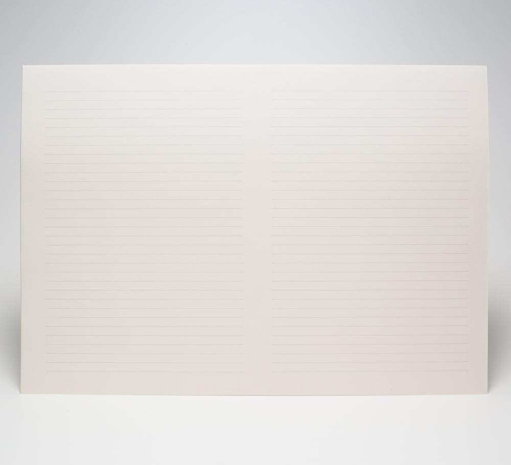 Papel Pólen A3 90g/m² Pautado - 100 fls