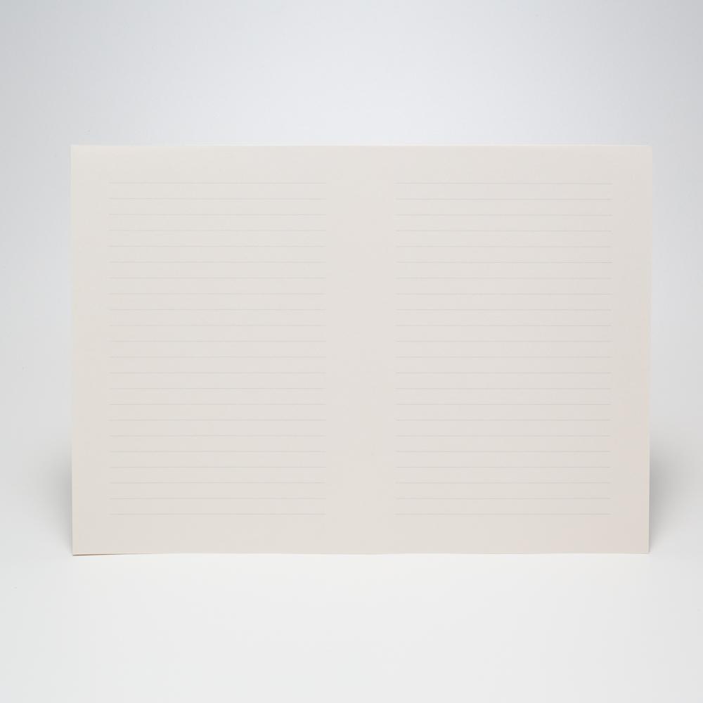 Papel Pólen A4 90g/m² Pautado - 100 fls