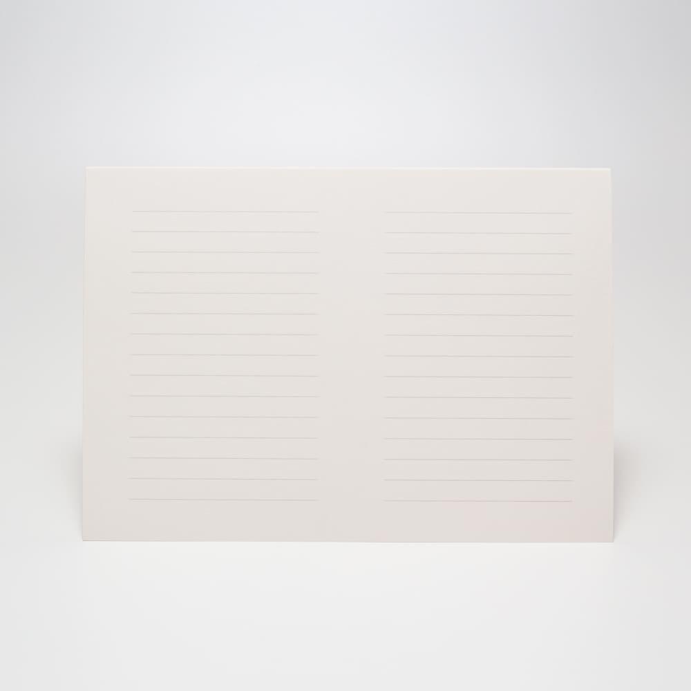 Papel Pólen A5 90g/m² Pautado - 100 fls