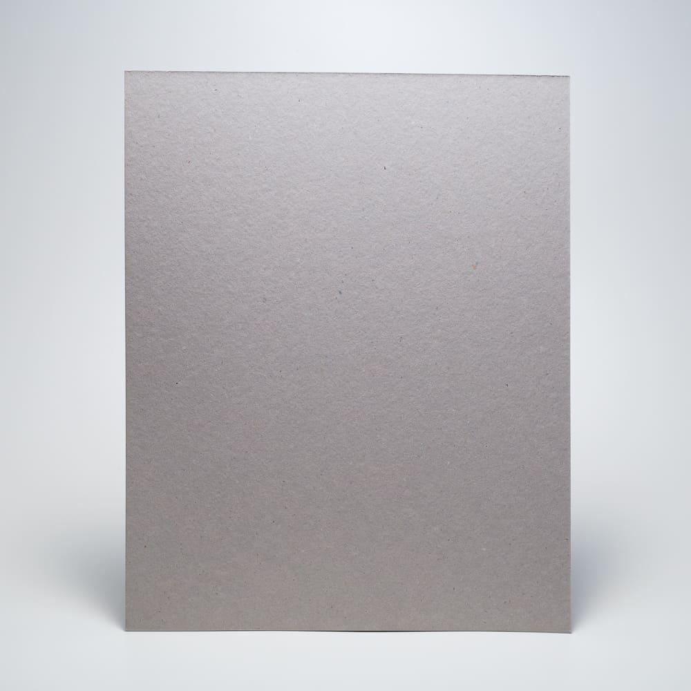 Papelão cinza H 40x50cm - 5 folhas