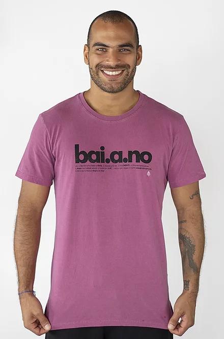 Camiseta BAIANO