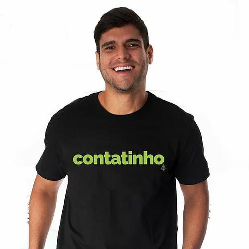 Camiseta CONTATINHO