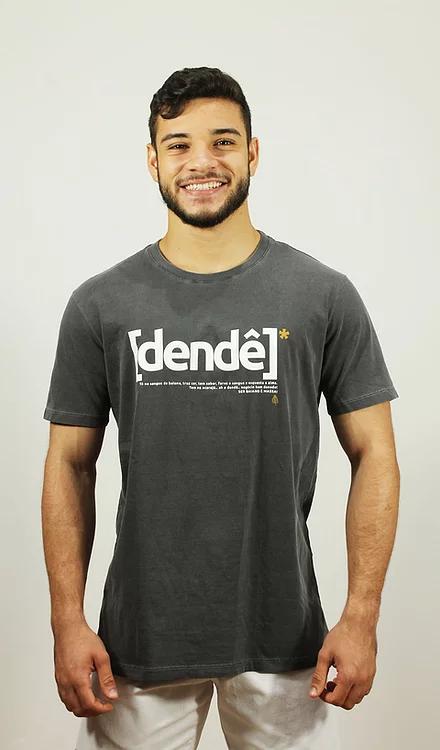 Camiseta Dendê