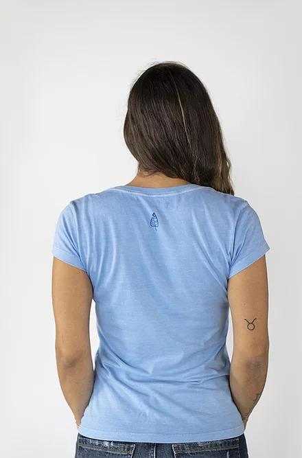 Camiseta FEITA COM DENDÊ