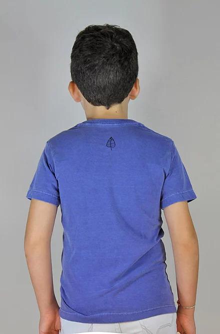 Camiseta Infantil BAIANINHO TRICOLOR