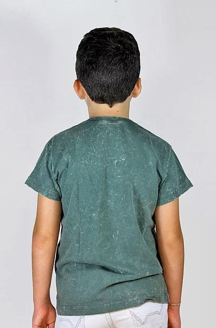 Camiseta Infantil DEIXE DE BARATINO
