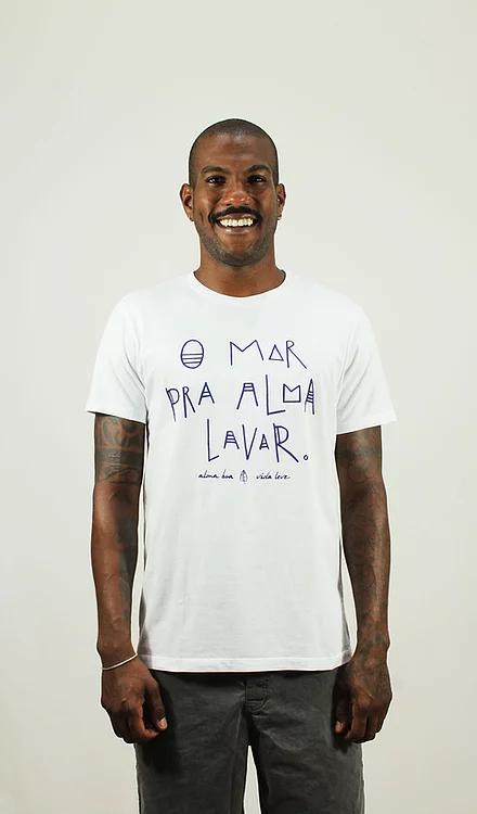 Camiseta O Mar