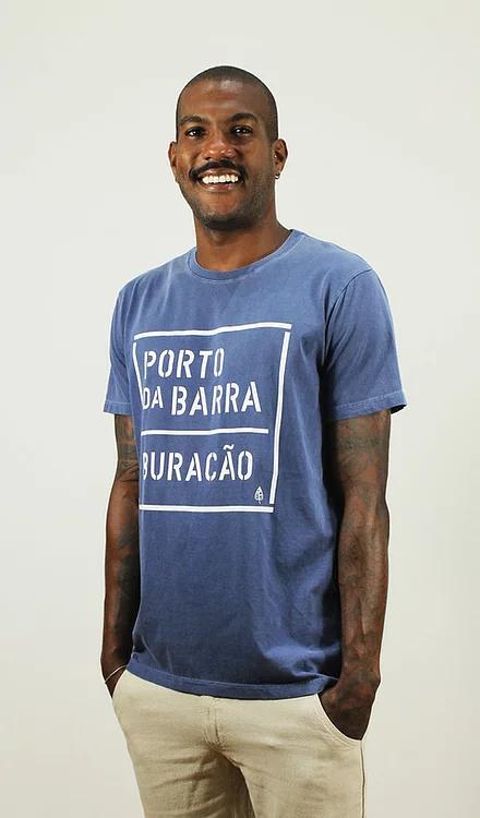 Camiseta Porto Buracão