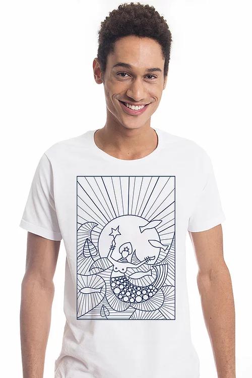 Camiseta RAINHA DO MAR