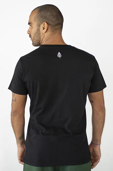 Camiseta RUBRO NEGRO